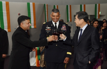 The 69th Republic Day of India Celebration in Korea