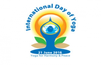 Yoga wishes from President of Republic of Korea