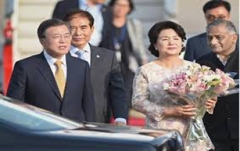Media coverage of the State visit of President Moon Jae-in