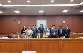 1st India-ROK consular Dialogue