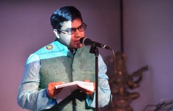 158th birth anniversary celebrations of Gurudev Rabindranath Tagore