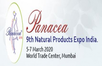 Invitation for Panacea 2020- 9th Natural Products Expo India