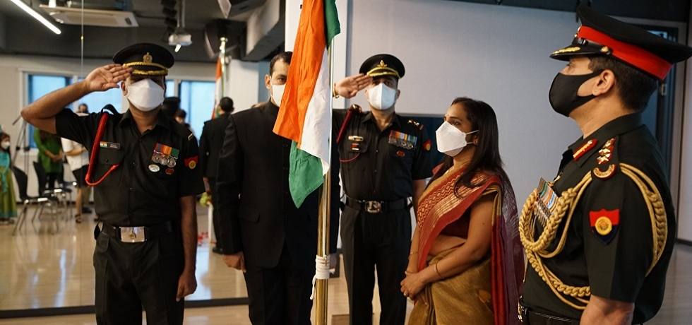 Celebration of 74th Independence day of India in Seoul