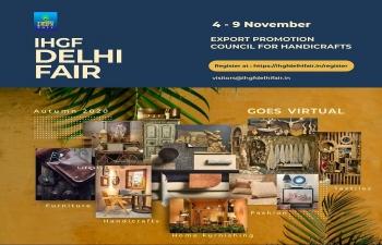 50th IHGF Delhi Fair