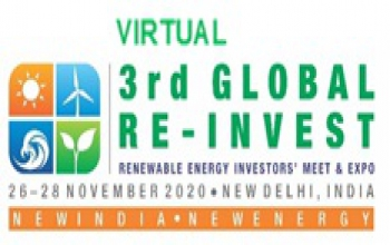3rd Global RE-INVEST 2020 : 26-28 November 2020