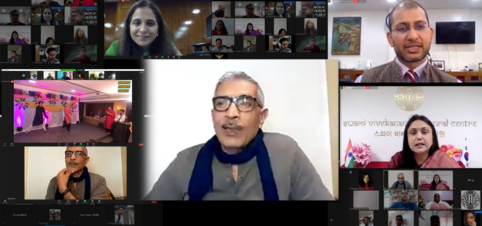 Sarang 2020 - Online interaction with Indian Film Director, Mr. Prakash Jha