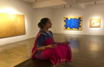 Natya yoga and meditation workshop