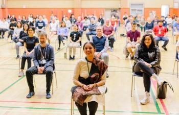 Dulwich College Yoga Workshop