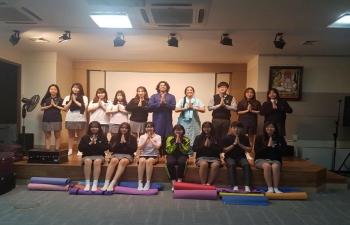 Open House Program - Nuwon High School