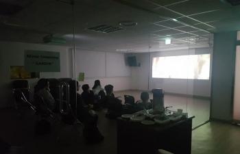 Kathak workshop & Indian movie 'Gandhi' Screening event