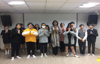 Open House Program-Shinhwa Middle School