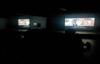 Indian Movie 'Lage Raho Munna Bhai' screening event