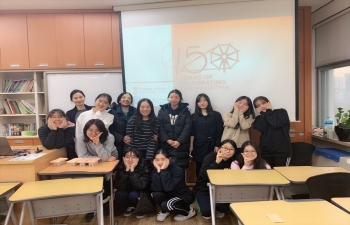 [Outreach Program] Ewha Girls' High School-(2)