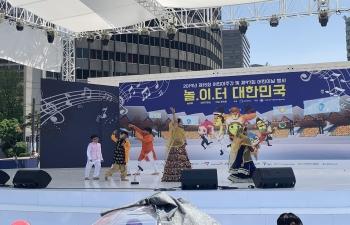 Children's Day at Seoul Plaza