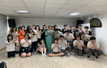 Open House Program-Wonmuk High School