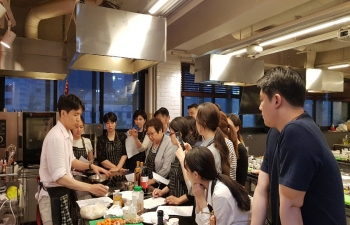 Cooking Class - July