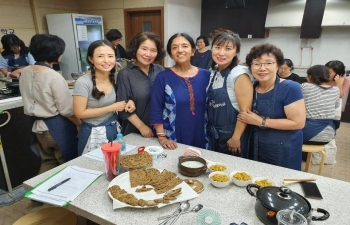Ayurvedic healing food for Winter