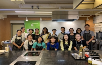 Cooking Class - August