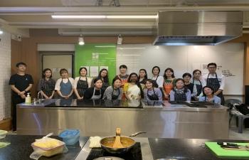 Cooking Class - September