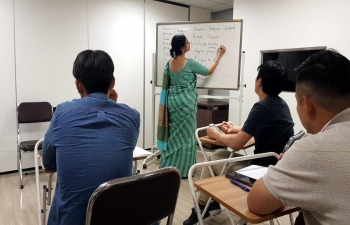 Special Hindi Class