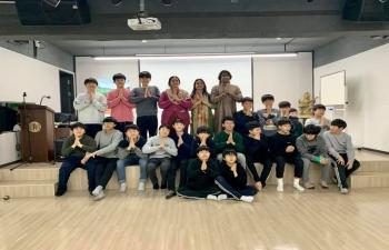 Open House Program - Kwangsung Middle School