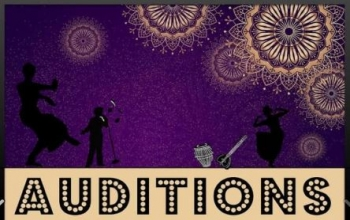 [Notice] Auditions For Artists (India related Cultural Performances) 오디션 안내