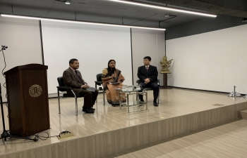 Panel discussion on 'Cultures of Northeast India'