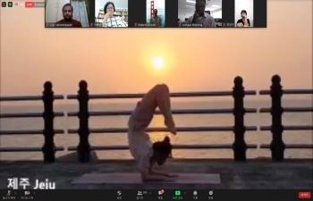 The 6th International Day of Yoga