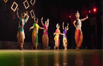 SARANG 2020: The 6th Festival of India in the republic of Korea (제6회 사랑-인도문화축제)