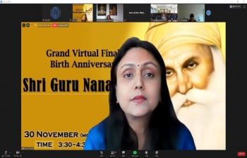 Birth Anniversary of Guru Nanak Dev ji