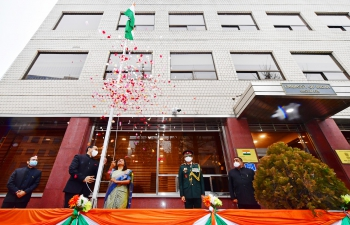 72nd Republic Day of India Celebrations
