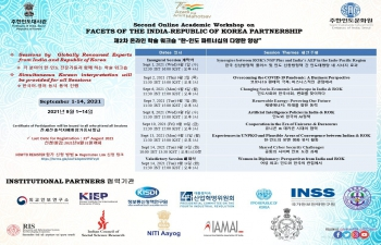 2nd Online Workshop - Facets of Modern India